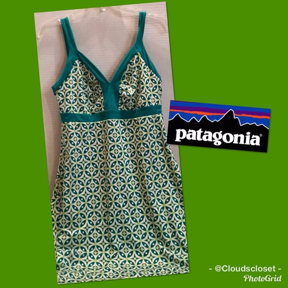 PATAGONIA POLY ELASTANE COMFY WORKOUT CASUAL MED